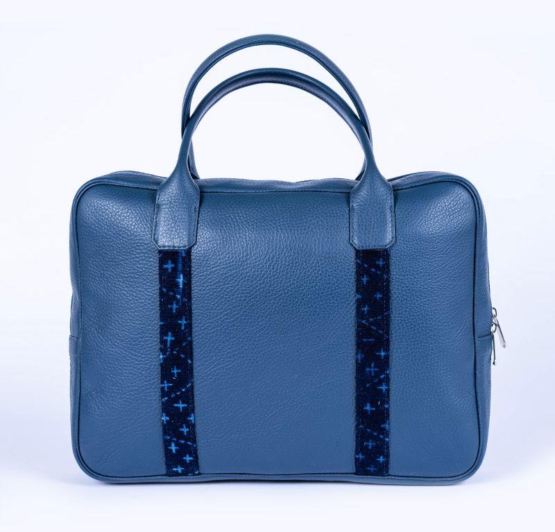 JCD Bleu [Bogolan]