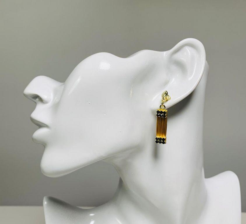KAMELIA – Boucles d'oreilles