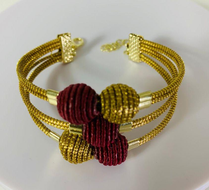 NANOU – Bracelet rouge