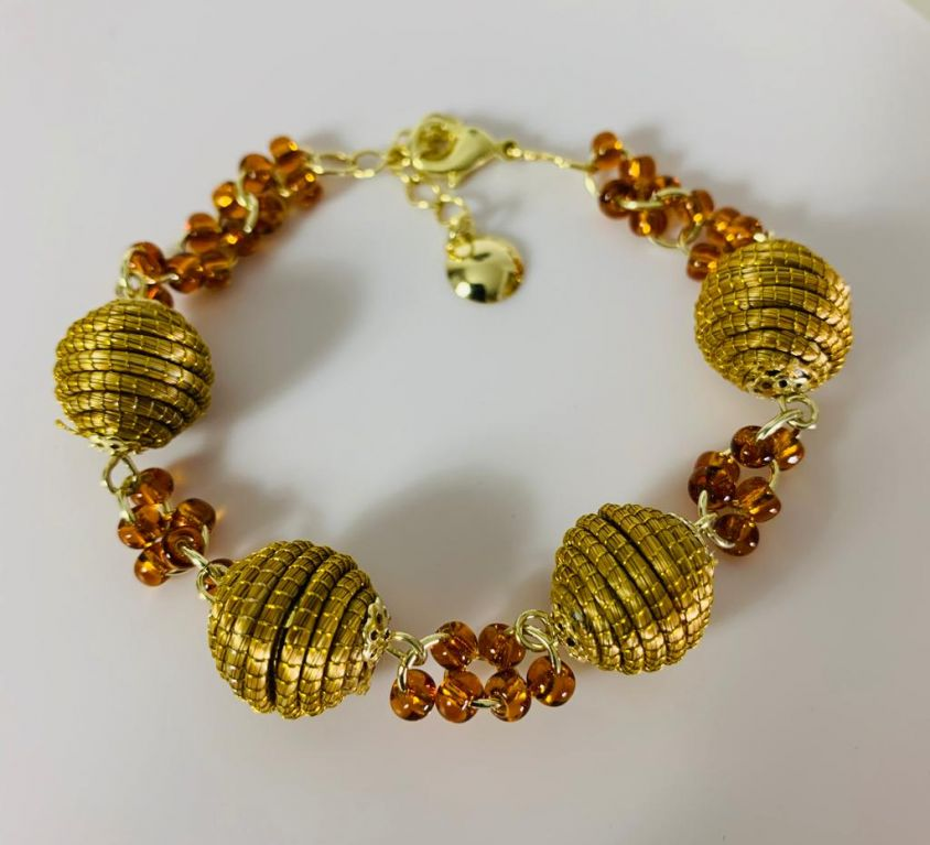 ELORANE – Bracelet – cuivre