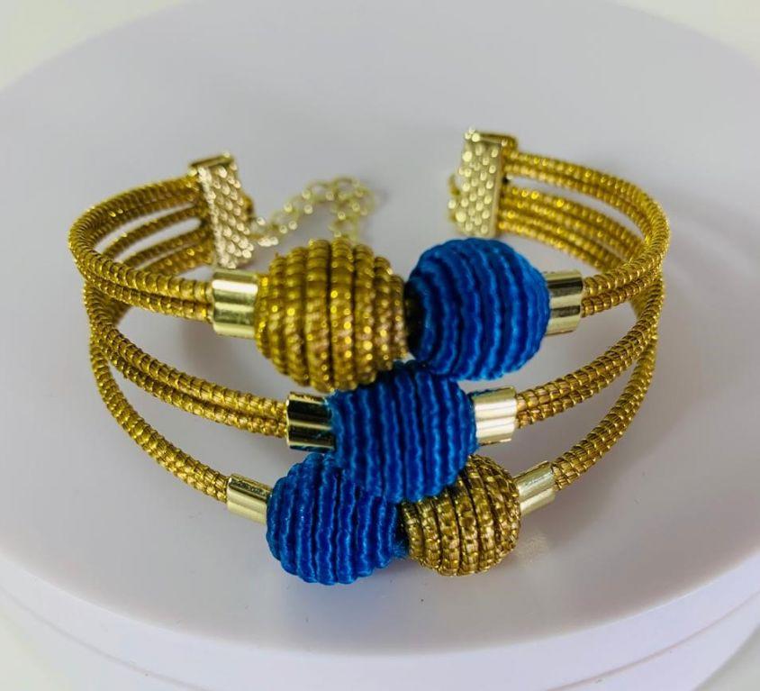 NANOU – Bracelet bleu