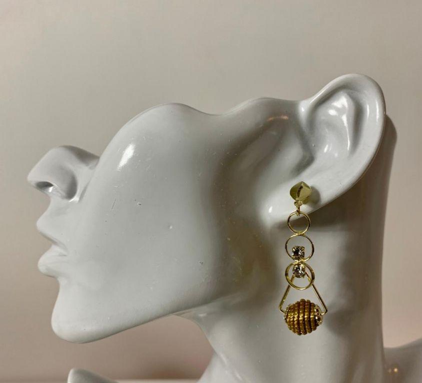 CELINE – Boucles d'oreilles